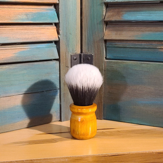 shave brush, hand made, red dirt soap, natural skin care, made in usa, veteran owned