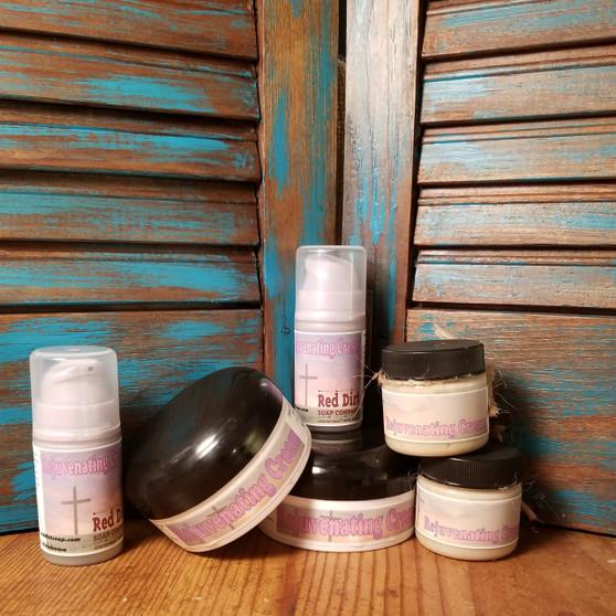 Rejuvenating Cream *NEW AND IMPROVED!*
