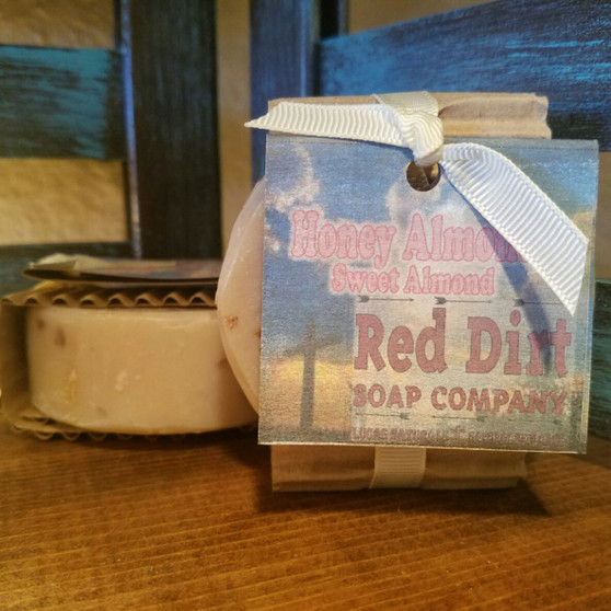Honey Almond Shave Bar