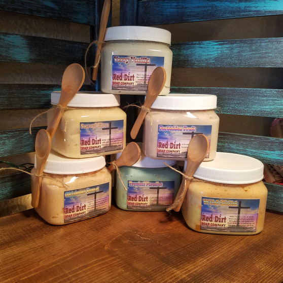 Tropical Paradise Natural Whipped Foaming Soap
