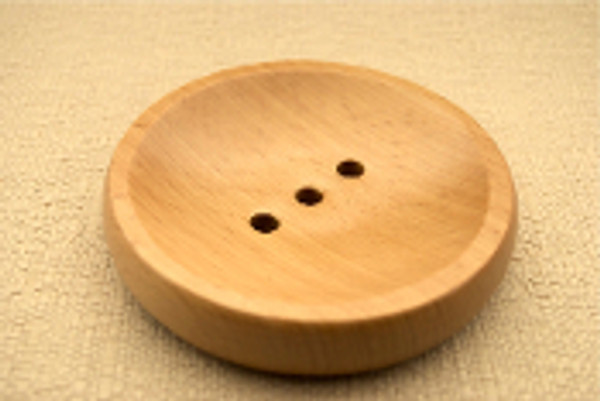Dimensions: L 4 - W 4 - H> ¾ Weight: 3 oz. each Material: Beech Wood