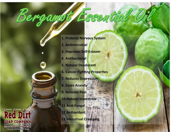 Bergamont Essential Oil