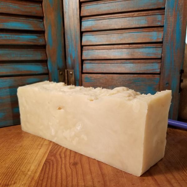 Aloe Vera Natural Soap Loaf (Unscented)