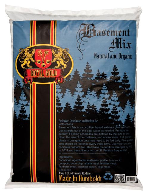 Basement Mix (Royal Gold) 1.5 cu ft