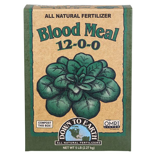 Blood Meal- 5lb