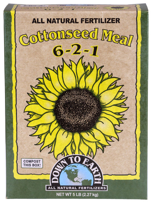 Cottonseed Meal-5lb