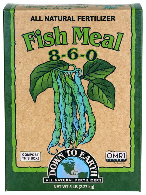 Fish Meal- 5 lb