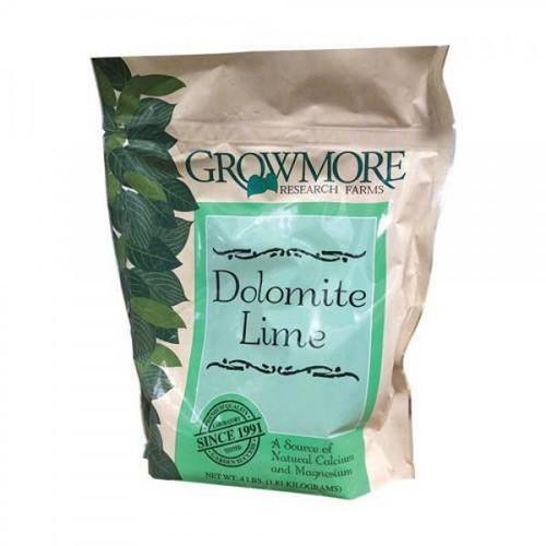 Organic Dolomite Lime (5 lbs)