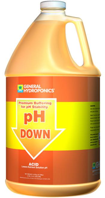 pH Down (Gallon) General Hydroponics