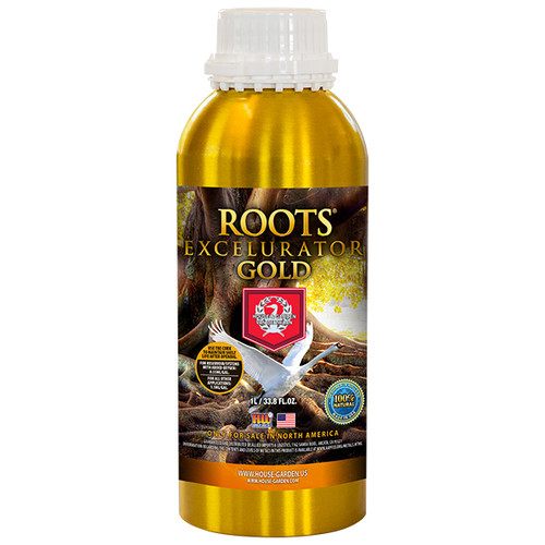 House and Garden Roots Excelurator Gold (1 L)
