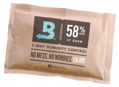 Boveda Packs 67 G 58% (Single)