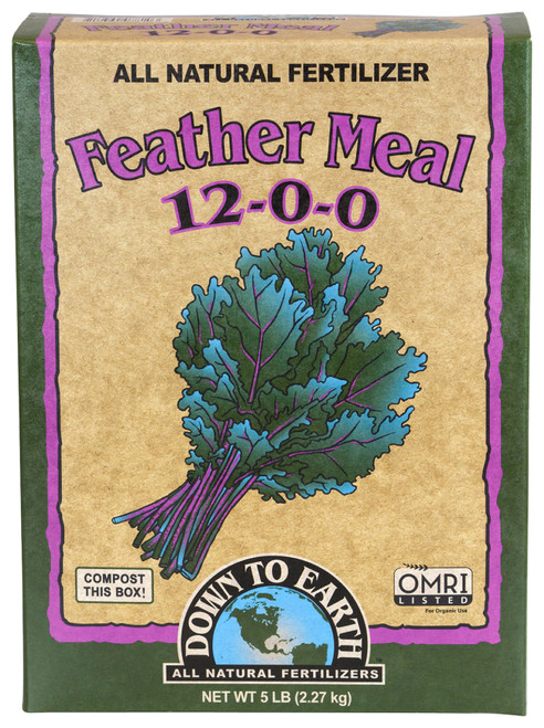 Feather Meal (5 lb)