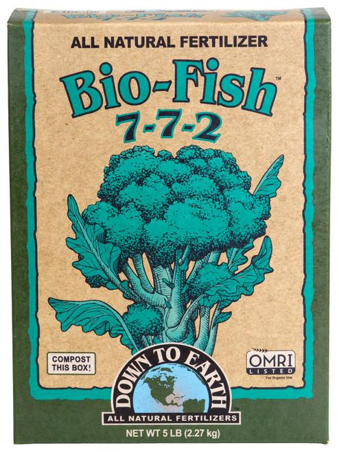 Down To Earth Bio Fish (5 lb)