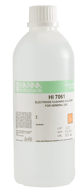Hanna Instruments Cleaning Solution (500 mL)