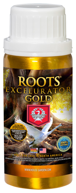 House and Garden Roots Excelurator Gold 100ML