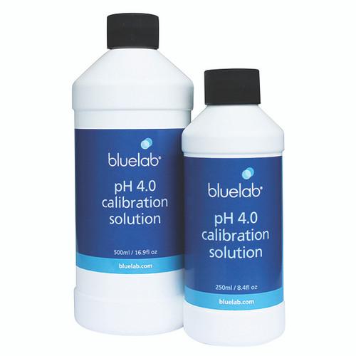 HANNA 500 mL 4.01 pH Calibration Solution