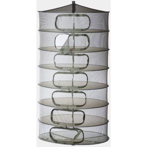 Flower Tower zip closure dry rack 2 foot x 8 Rack