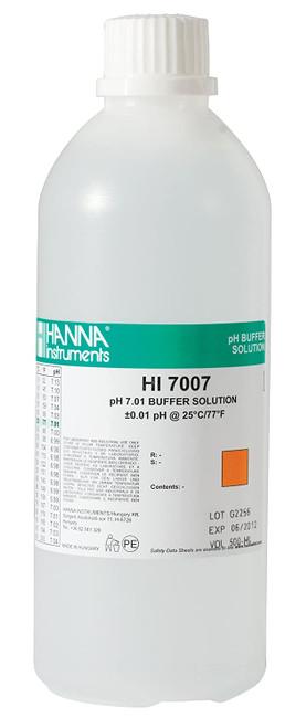 Groline/Hanna- 500 mL 7.01 Calibration Solution