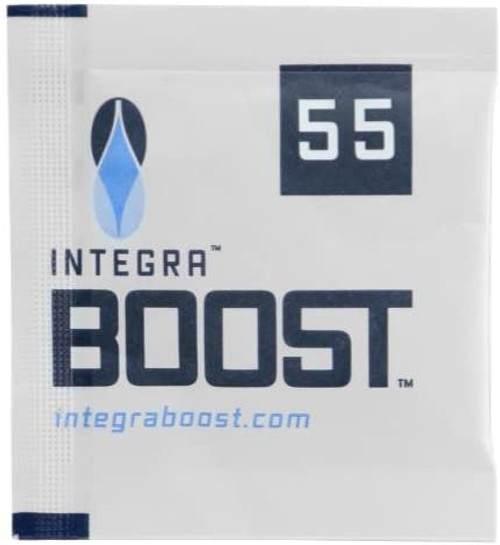 Integra Boost 8g Humidiccant Pack 55%