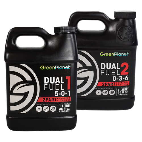 Green Planet Duel Fuel 1 (quart/liter)