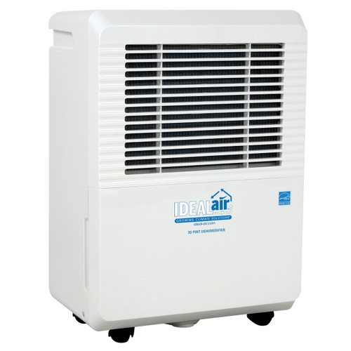 Ideal-Air Dehumidifier 22 Pint-Up to 30 pints per day