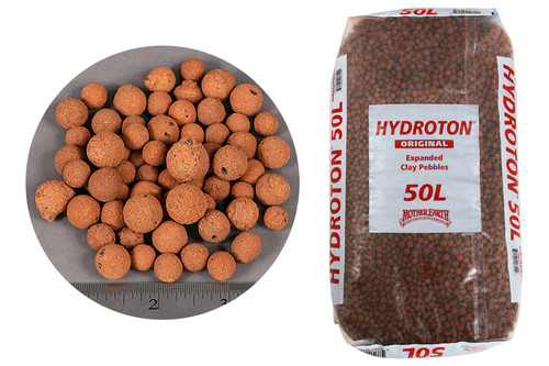 Hydroton Clay Pellets Original (Leca Balls) 50 L