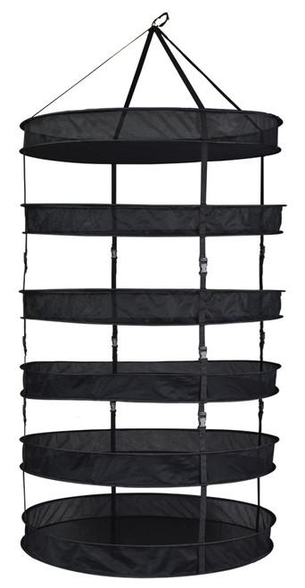 Growers Edge Dry Rack W/ clips 3ft