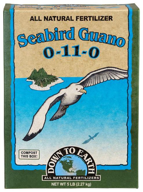 Down to Earth Seabird Guano