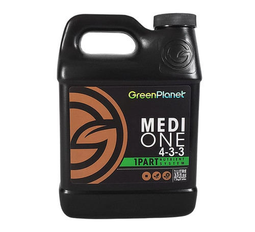 Green Planet Medi One (Liter)