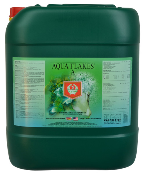 House and Garden Aqua Flakes A (20 L)