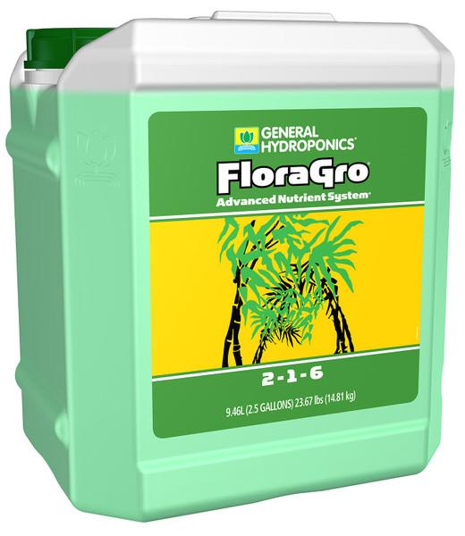 Flora Gro 2.5 Gallon