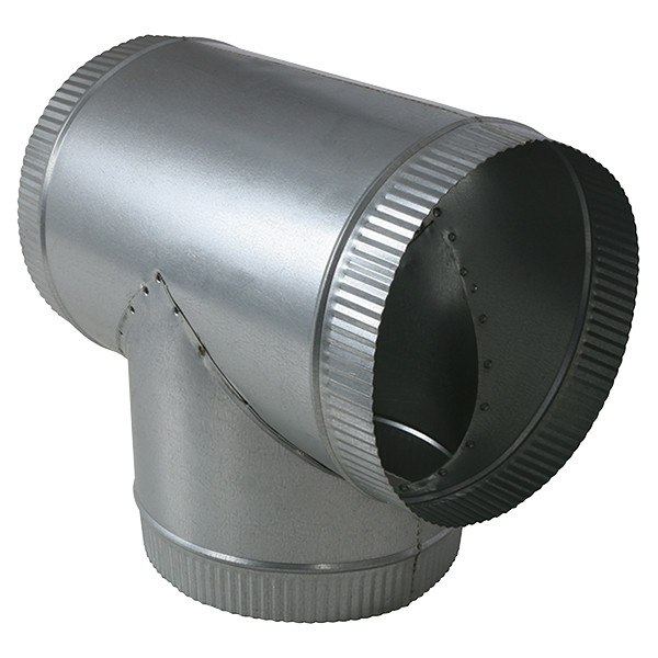 Ducting Tee Branch (8 in x 8 in)