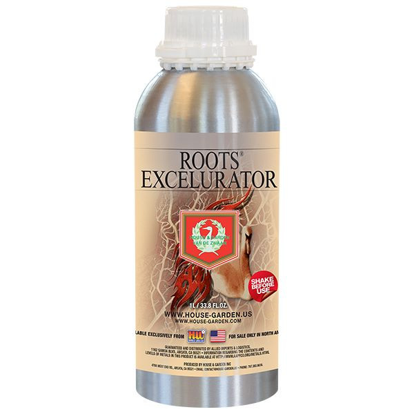House and Garden Roots Excelurator Silver 250 ml