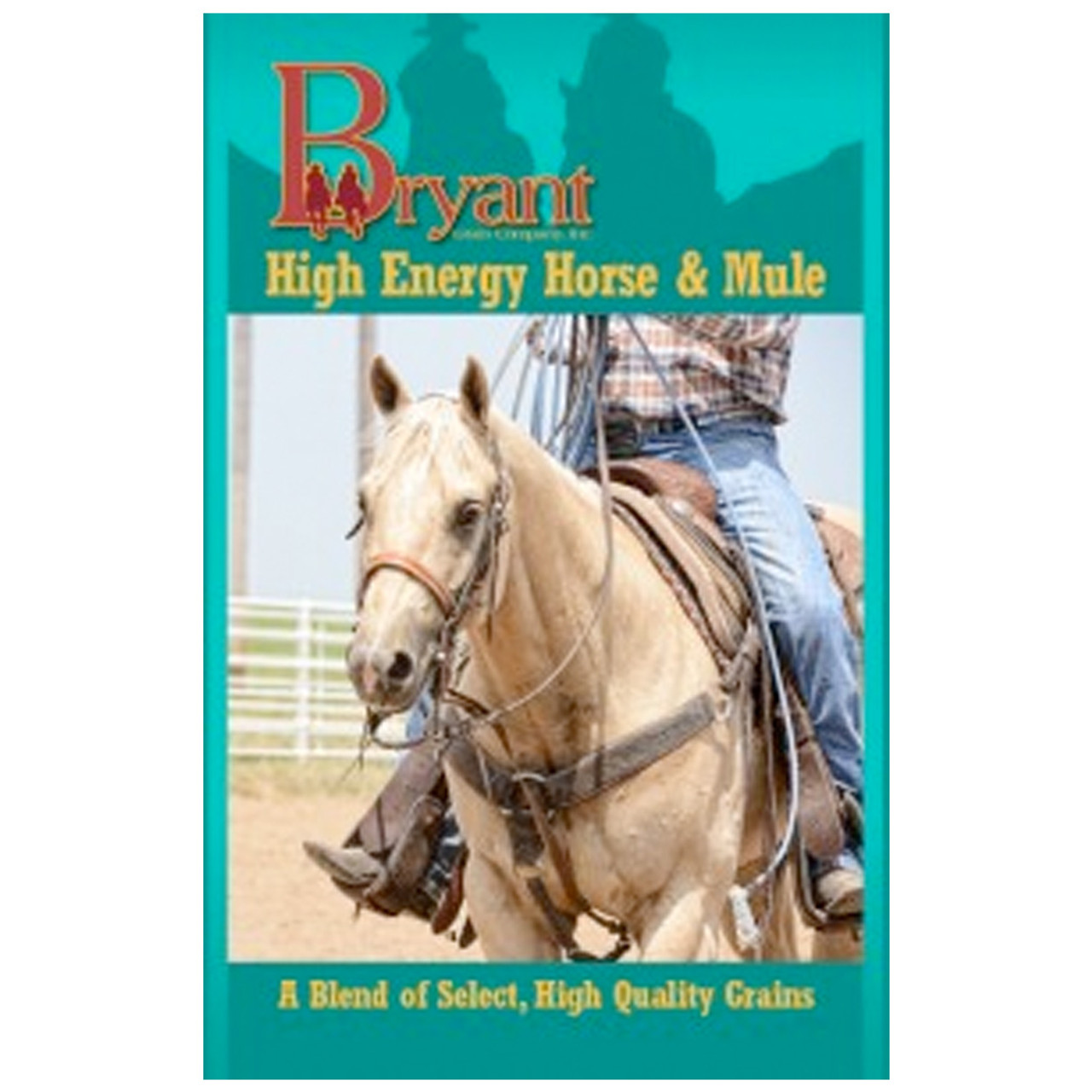 High Energy Horse & Mule