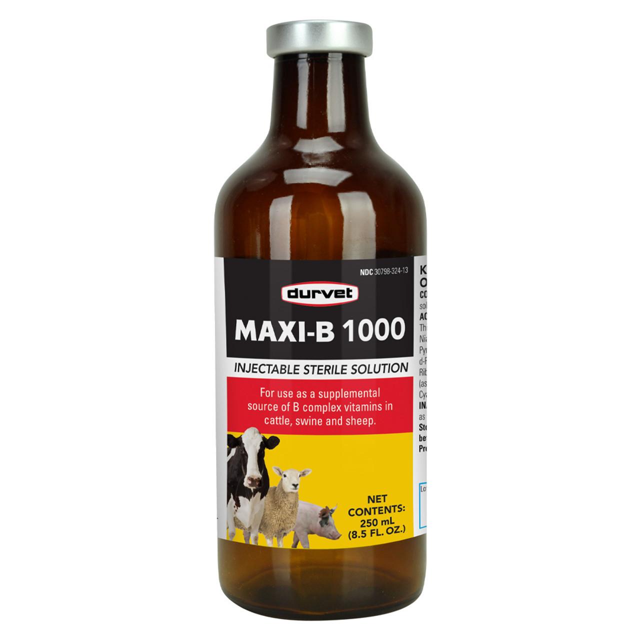 Durvet Maxi B 1000 (11073)