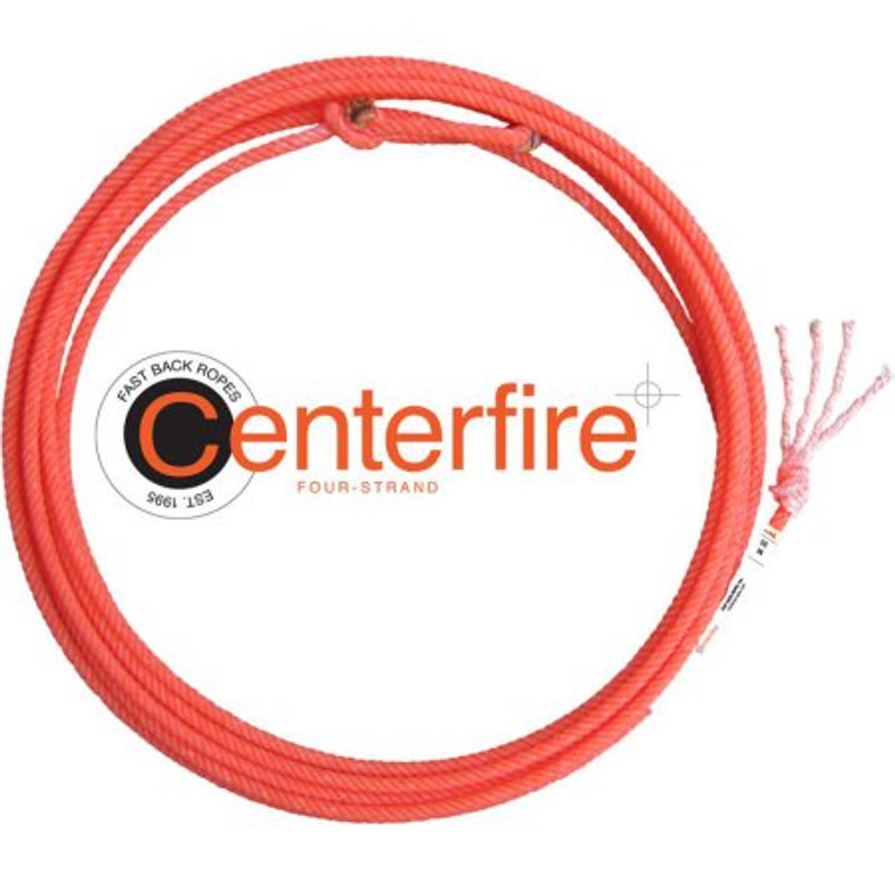 Fast Back Centerfire - Heel Rope 35