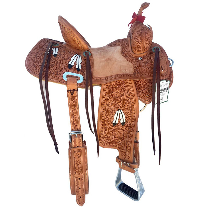 Saddles by Fort Worth Saddle Company Now Online - Horseman's