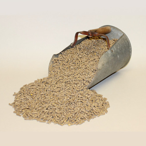Bryant Grain's 14% Creep is a versatile 14% protein ration available in a 5/32″ or 3/8″ pellet.  Bryant's 14% Creep is an economical feed to help put added weight gain on growing beef calves.