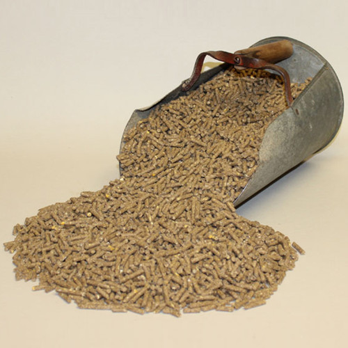 Bryant Grain 16% Sheep & Goat Pellet (5533)