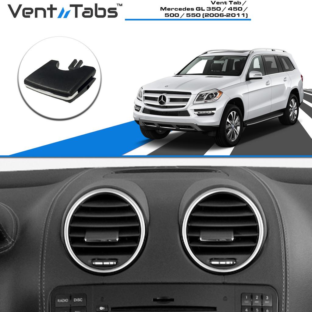 Vent Tab / Mercedes ML & GL 350 / 450 / 500 / 550 (2006-2011)
