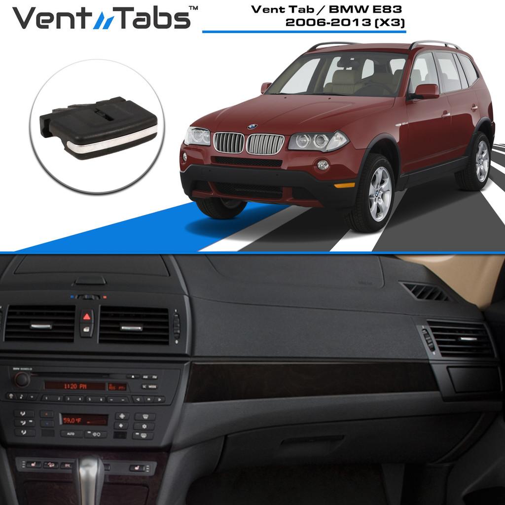 Vent Tab / BMW E83 2006-2013 (X3)