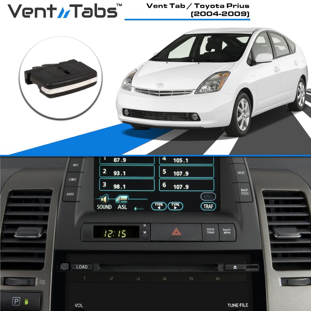 Vent Tab / Toyota Prius (2004-2009)