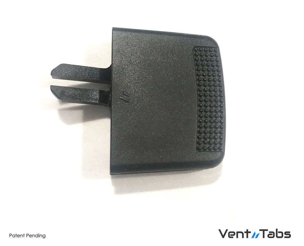 Kia Sorento Vent Tab - Top