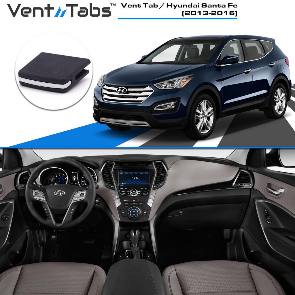 Vent Tab / Hyundai Santa Fe (2013-2016)