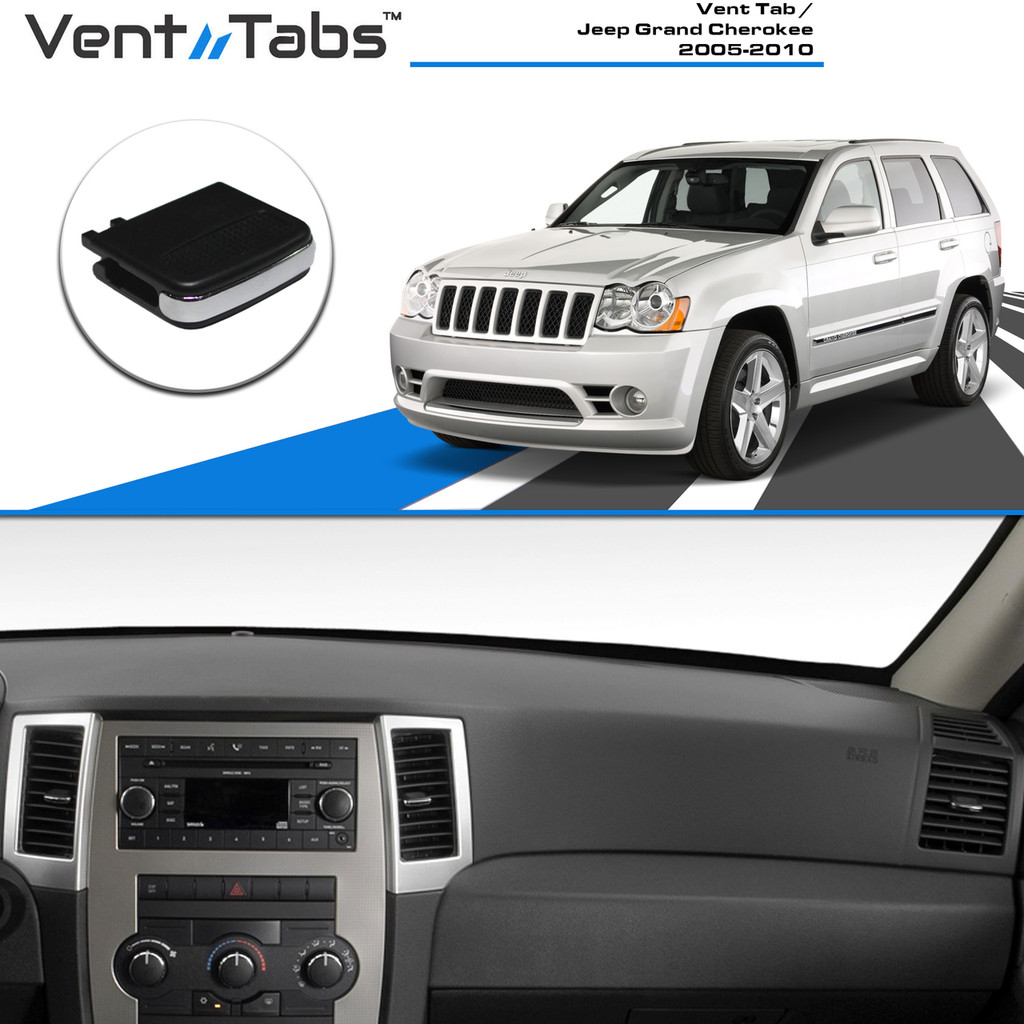 Vent Tab / Jeep Grand Cherokee 2005-2010