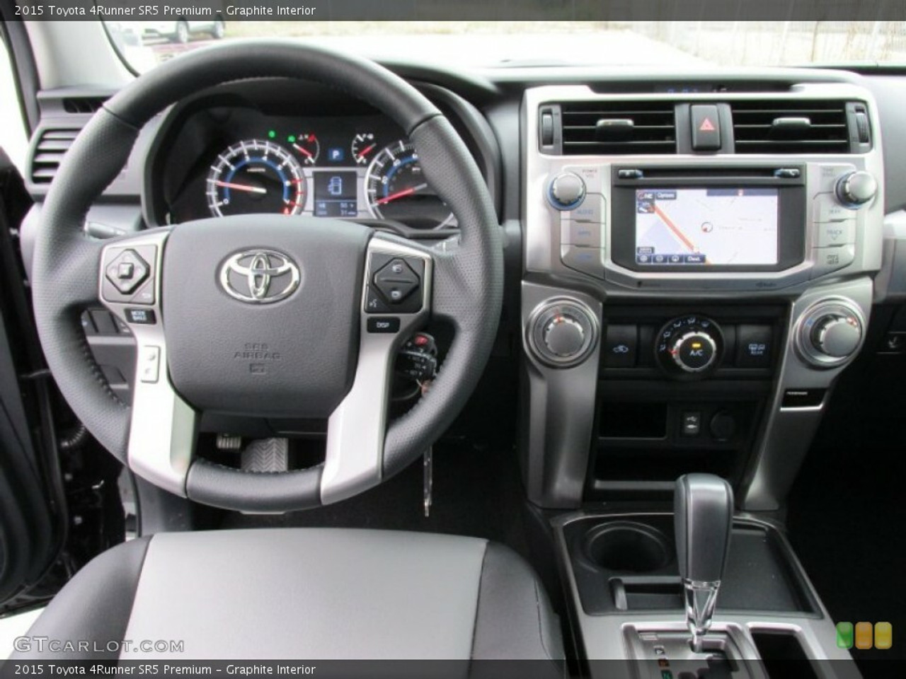 Toyota 4runner 2014 2019 Vent Tab