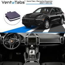 Vent Tab / Porsche Cayenne (2011-2015)