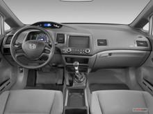 Civic 2008 interior dash and vents