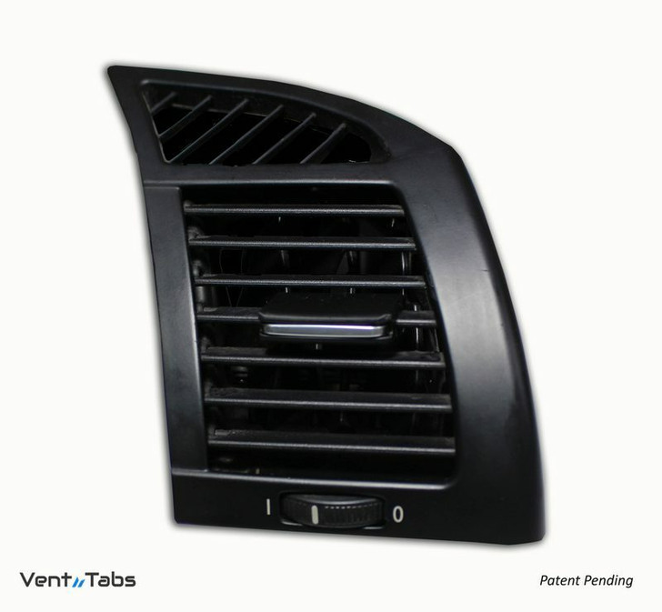 Vent Assembly - Vent Tab installed