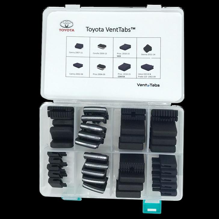Venttabs Toyota Pro Dealer Kit
